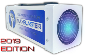 2019 ozone generator for odor removal