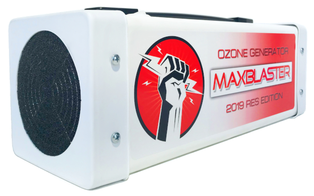 ozone generator for odor removal