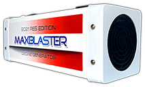 maxblaster 2021 RES ozone generator for odor mold removal