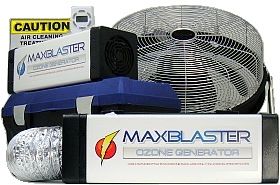 ozone generator by maxblaster usa. Black Bedroom Furniture Sets. Home Design Ideas